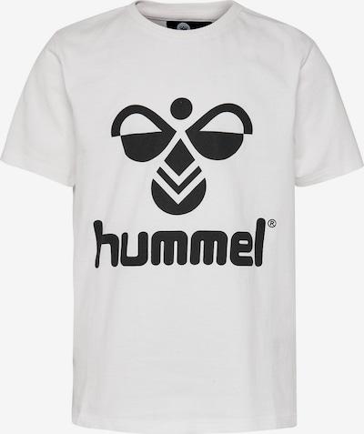 Hummel Trainingsshirt in weiß, Produktansicht