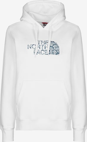 THE NORTH FACE Sweatshirt in White
