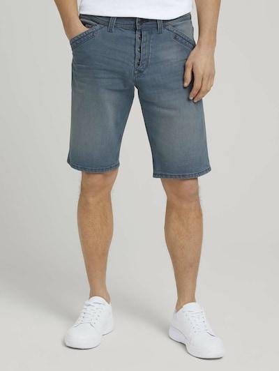 TOM TAILOR Jeans 'Josh' in blue denim, Modelansicht