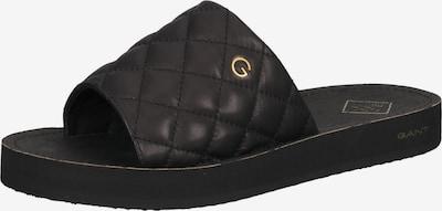 GANT Pantolette in schwarz, Produktansicht