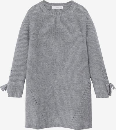 MANGO KIDS Kleid 'Louise' in graumeliert, Produktansicht