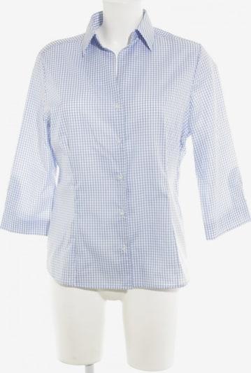 ETERNA Karobluse in M in himmelblau / weiß, Produktansicht