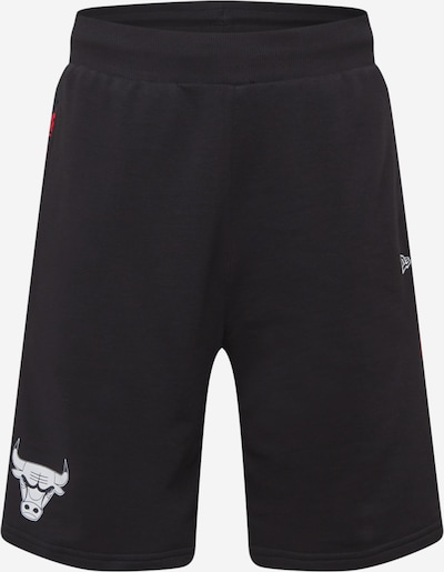 Pantaloni sport NEW ERA pe roșu deschis / negru / alb, Vizualizare produs
