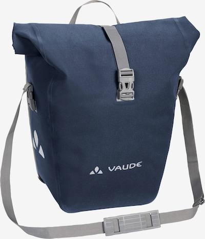 VAUDE Sports Bag 'Aqua Back Deluxe Single' in marine blue / Grey, Item view