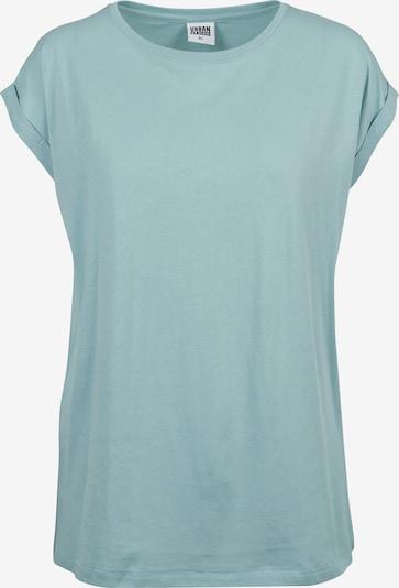 Urban Classics Curvy Shirt in de kleur Lichtblauw, Productweergave