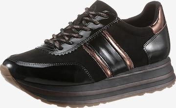TAMARIS Sneakers in Black