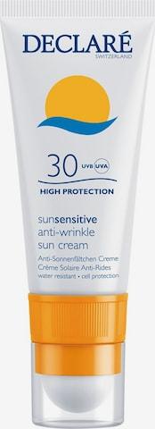 Declaré Sunscreen 'Sun Sensitive' in