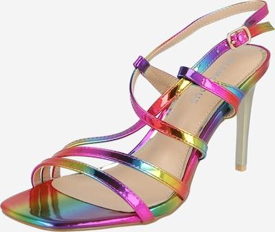 GLAMOROUS Sandale in mischfarben, Produktansicht