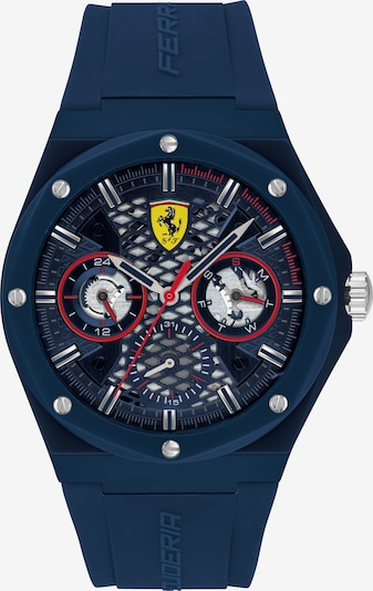 Scuderia Ferrari Scuderia Ferrari Multifunktionsuhr in blau, Produktansicht