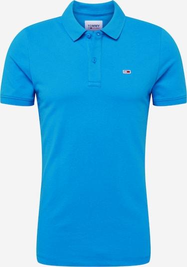 Tommy Jeans T-Shirt en bleu néon, Vue avec produit