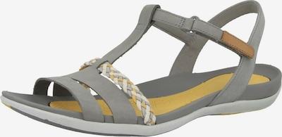 CLARKS Sandale 'Tealite' in grau, Produktansicht
