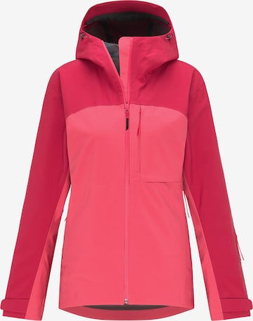 PYUA Outdoor Jacket 'Trace' in Red