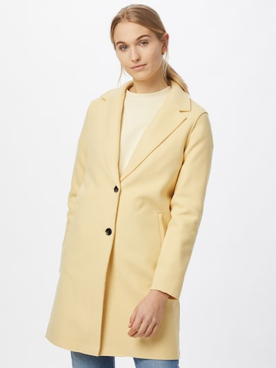 ONLY Abrigo de entretiempo en beige claro, Vista del modelo