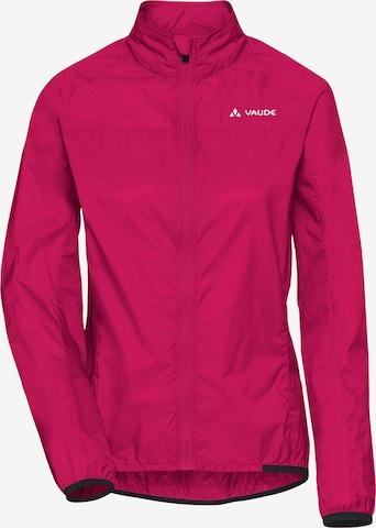 VAUDE Athletic Jacket 'Air III' in Pink