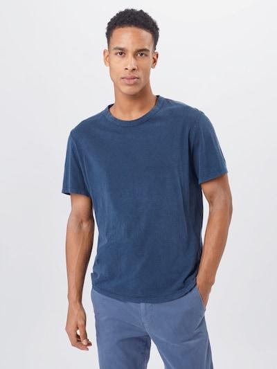 AMERICAN VINTAGE Тениска 'Fakobay' в синьо: Изглед отпред