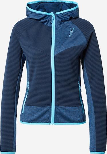 Funkcinis flisinis džemperis 'BITELY' iš ICEPEAK , spalva - turkio spalva / melsvai pilka / tamsiai mėlyna, Prekių apžvalga