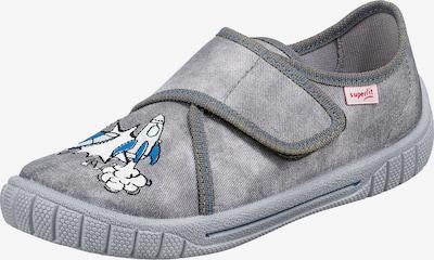 SUPERFIT Schuh in blau / weiß, Produktansicht
