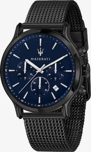 Maserati Uhr in grau, Produktansicht