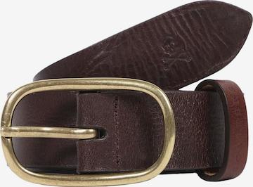 Scalpers Belt 'Simon' in Brown