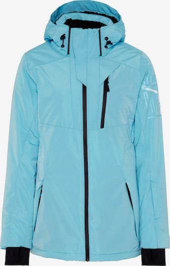CHIEMSEE Skijacke 'Ruka' in blau / schwarz, Produktansicht