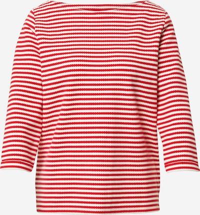 ESPRIT Sweatshirt in rot / weiß, Produktansicht