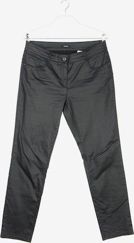 Walbusch Skinny-Jeans in 32-33 in Schwarz