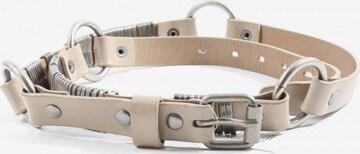 Sandwich Belt in XS-XL in Grey