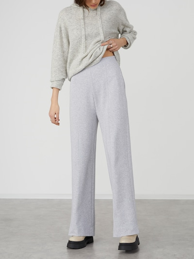 LeGer by Lena Gercke Trousers 'Roxane' in Grey mottled, View model