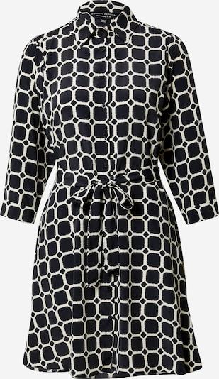 Dorothy Perkins Robe-chemise 'MONO' en noir / blanc, Vue avec produit