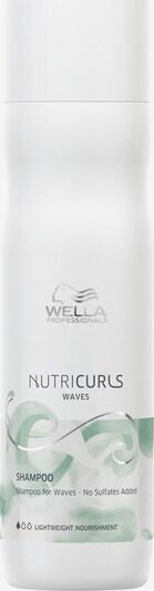 Wella Shampoo Waves in silber / weiß, Produktansicht