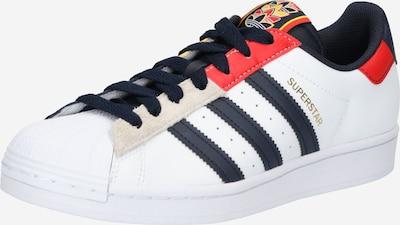 ADIDAS ORIGINALS Sneaker in navy / gelb / rot / weiß, Produktansicht