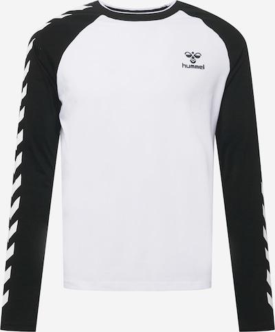 Tricou funcțional 'Mark' Hummel pe negru / alb, Vizualizare produs