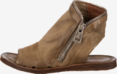 A.S.98 Sandalen in taupe, Produktansicht
