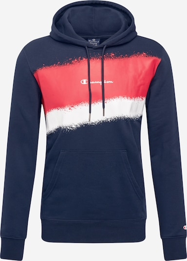 Champion Authentic Athletic Apparel Sweat-shirt 'Hooded' en bleu marine, Vue avec produit
