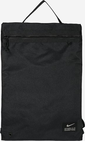 NIKE Torba sportowa 'Utility' w kolorze czarny
