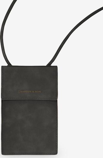 Kapten & Son Tasche 'Vanso' in schwarz, Produktansicht
