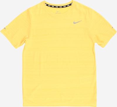 NIKE T-Shirt fonctionnel 'Miler' en safran, Vue avec produit