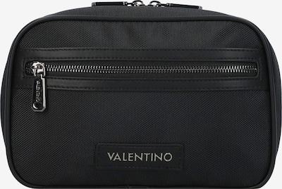 Valentino Bags Toilettas 'Anakin' in de kleur Zwart / Zilver, Productweergave