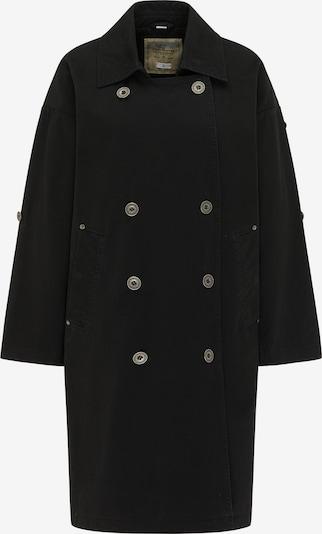 DreiMaster Vintage Mantel in schwarz, Produktansicht