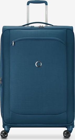 DELSEY Trolley 'Air' in de kleur Hemelsblauw: Vooraanzicht