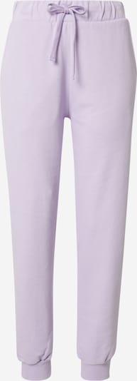 Pantaloni NU-IN pe mov deschis, Vizualizare produs
