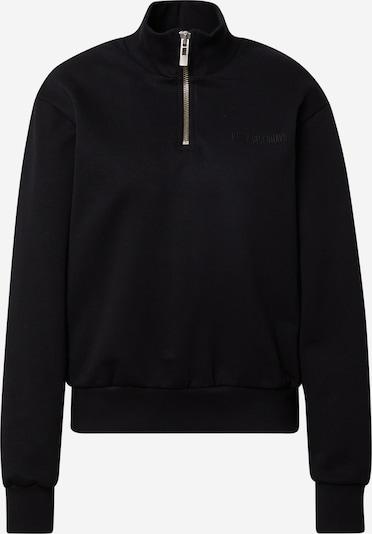 Han Kjøbenhavn Sweat-shirt en noir, Vue avec produit