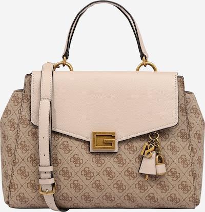 GUESS Ročna torbica 'Valy' | rjava / kapučino / puder barva, Prikaz izdelka