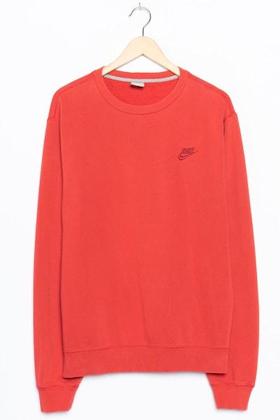NIKE Sweatshirt in M-L in neonrot, Produktansicht