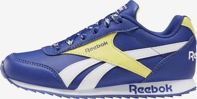 Reebok Classic Sneaker in blau: Frontalansicht