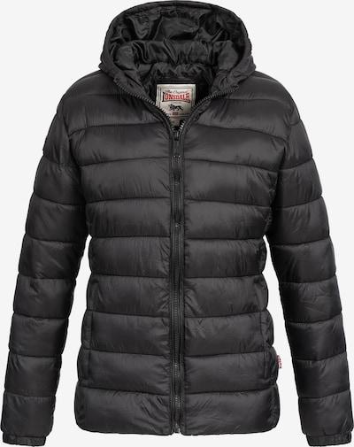 LONSDALE Jacke 'Solace' in schwarz, Produktansicht
