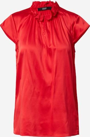 STEFFEN SCHRAUT Skjorte 'Sylvie' i rød