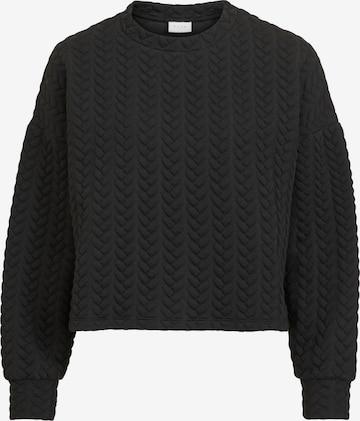 VILA Shirt 'Kalimi' in Black