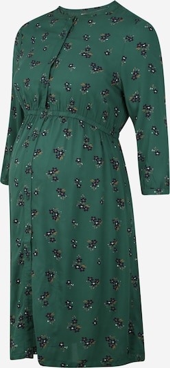 Esprit Maternity Kleid in nachtblau / hellbraun / tanne / weiß, Produktansicht