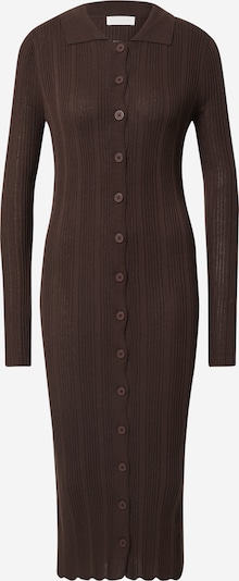 LeGer by Lena Gercke Knitted dress 'Lydia' in Dark brown, Item view